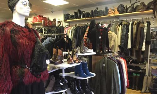 econdhand Luzern: Die 9 besten Shops für Secondhand Kleider: Tootsies