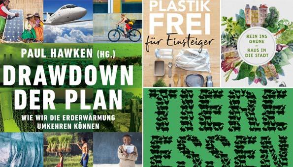 Zum Draussenlesen: 5 inspirierenden Bücher im Mai