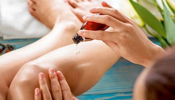 Hanföl verstärkt den natürlichen Schutz der Haut