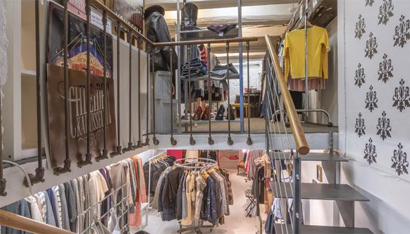 Second Hand Bern: Die 12 besten Shops für Mode aus zweiter Hand. Chleiderkarussell.