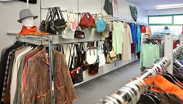 Second Hand Bern: Die 12 besten Shops für Mode aus zweiter Hand. SRK La Trouvaille.