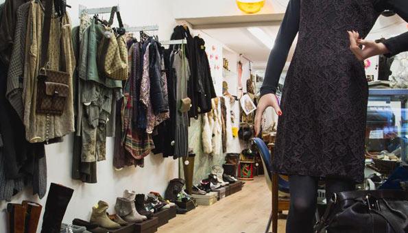 Second Hand Bern: Die 12 besten Shops für Mode aus zweiter Hand. Secondo.