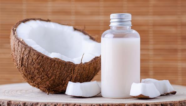 Shampoo mit Kokosöl selber machen