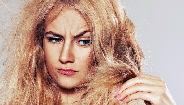 Trockene Haare Diese Hausmittel Helfen Dagegen