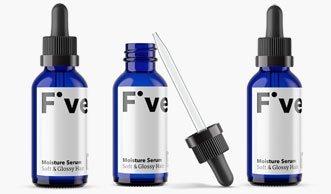 Wir verlosen 3 x 1 exklusives Moisture Serum für glänzende Haare!