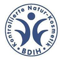 Das BDIH-Siegel garantiert bei allen pflanzlichen Inhaltsstoffen eine ökologische Herkunft.