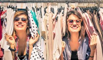 Kaufen war gestern: Kleidertausch ist günstig und nachhaltig