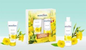 Gewinnen Sie 10x1 natürliches Pflegeset von BIOKOSMA!