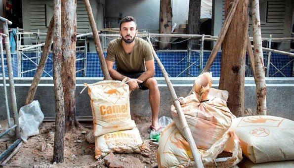 Wie aus alten Zementsäcken trendige Taschen werden
