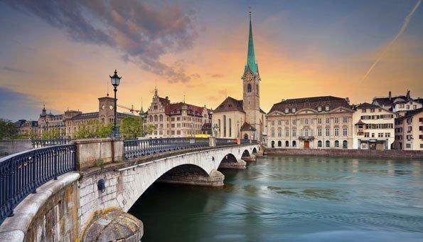 Klimawandel Schweiz: Wie sieht es hier in 50 bis 100 Jahren aus?
