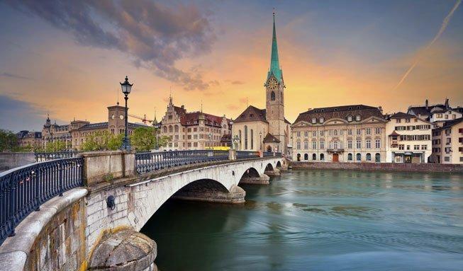 Wie sich der Klimawandel auf die Schweiz auswirkt
