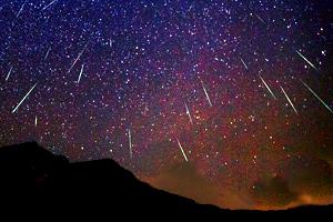 Die Perseiden sorgen derzeit für Sternschnuppennächte