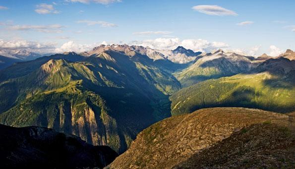 Die Wildnis der Schweiz erkunden und die Natur hautnah erleben
