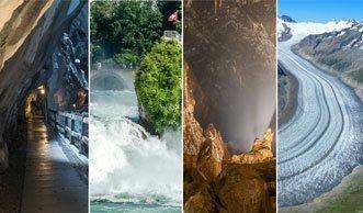 Diese 5 Naturwunder der Schweiz müssen Sie gesehen haben