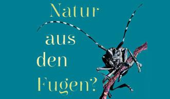 Wir verlosen 10x1 Buch «Natur aus den Fugen?»