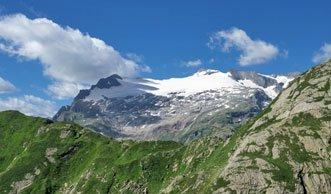 In 20 Jahren verliert die Schweiz den grössten Tessiner Gletscher