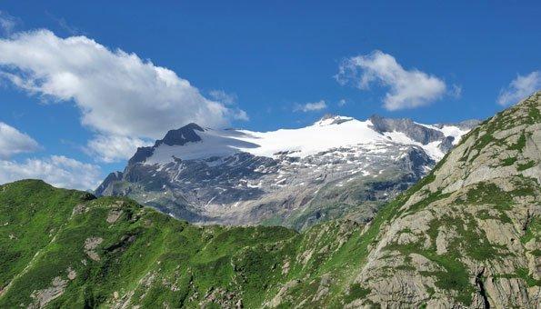 Schweizer Gletscher: Der Basodino im Tessin wird verschwinden