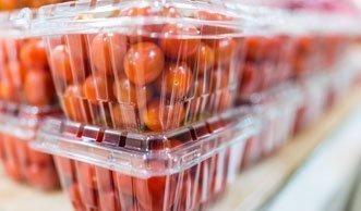 Das Biogemüse soll raus aus der Plastikverpackung