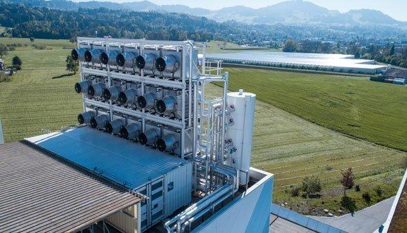 Zürcher Start-up Climeworks will CO2 im grossen Stil verkaufen