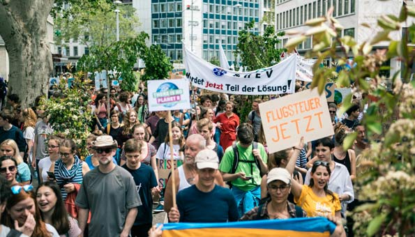 Klimastreik: Erste Earthstrike-Week startet am 20. September