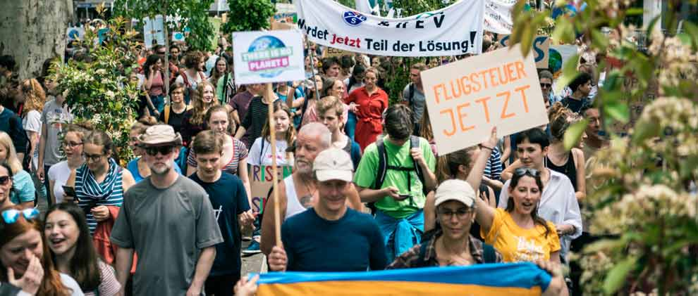 Internationale Earthstrike-Week: Was die Klimajugend in der Schweiz plant