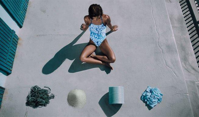 Dieser Badeanzug säubert die Meere