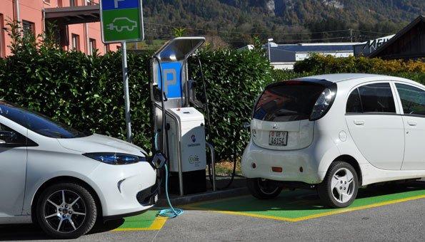 Elektroauto Grösstes Ladenetz Der Schweiz Macht Aufladen Einfacher