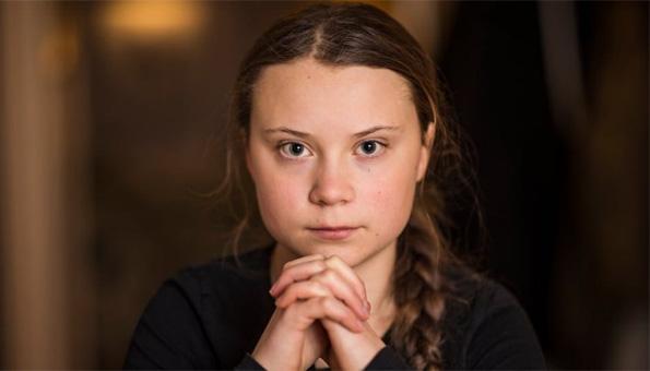 Umweltaktivistin Greta Thunberg für Friedensnobelpreis nominiert