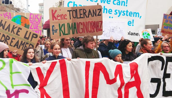 Klimastreik-Bewegung plant internationale Konferenz in Lausanne