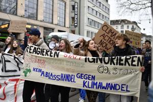 Dossier Klimastreik