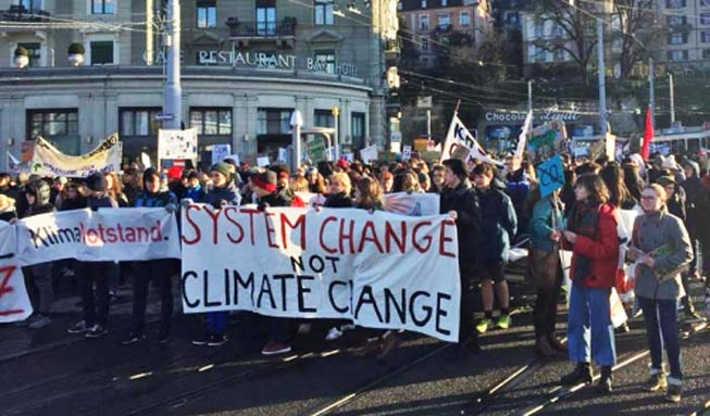 Earthstrike-Week: Erstmals wird weltweit eine ganze Woche fürs Klima gestreikt