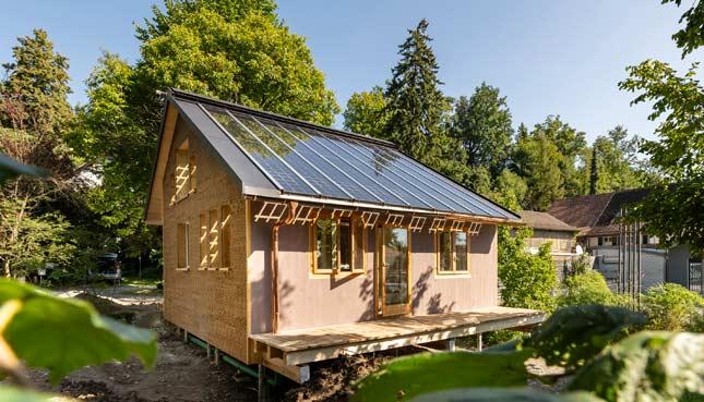 ZHAW-Projekt: So funktioniert das neue Kreis-Haus   Nachhaltigleben