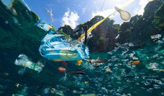 Mikroplastik heizt das Klima zusätzlich auf