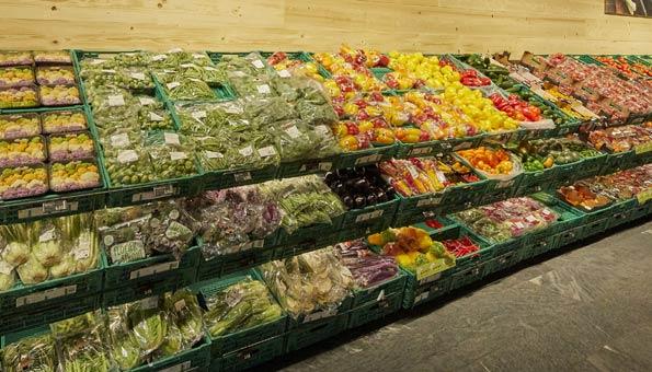 Coop verzichtet auf Plastiksäckli beim Bio-Obst und -Gemüse