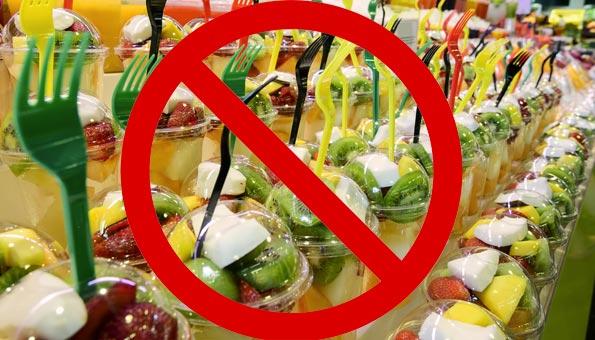 Einwegplastik verboten: Die Stadt Genf verbannt Einwegprodukte