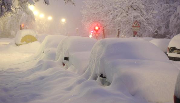 Schneechaos in der Schweiz: Mehr Extremereignisse wegen Klimawandel