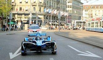 Das Formel-E Rennen 2018 kommt nach Zürich