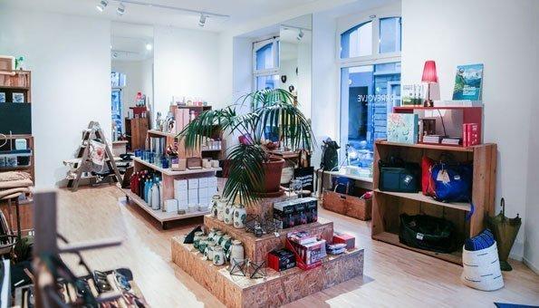 Nachhaltiger Shop in Zürich eröffnet im Kreis 5