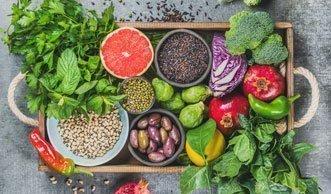 Veganes Essen für alle soll 350 Millionen mehr ernähren