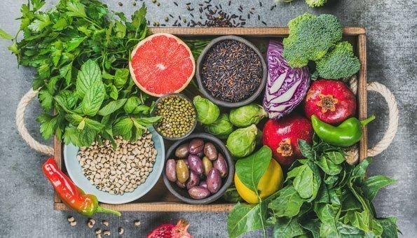 Veganes Essen für alle soll 350 Millionen mehr ernähren können