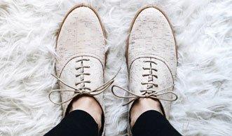 Vegan Style: Diese lässigen Schuhe bestehen aus Kork