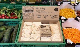 Plastik Adé: Auch Coop führt Öko-Säckli für Obst und Gemüse ein
