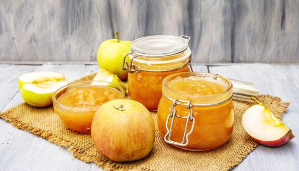 Apfelkonfitüre – ein einfaches Rezept