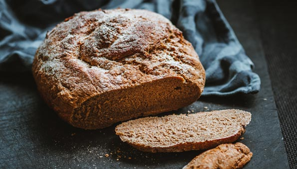 Dinkelbrot: Einfaches Rezept für das gesunde Brot