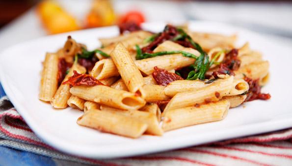 Pasta & Co. verfeinern mit getrockneten Tomaten