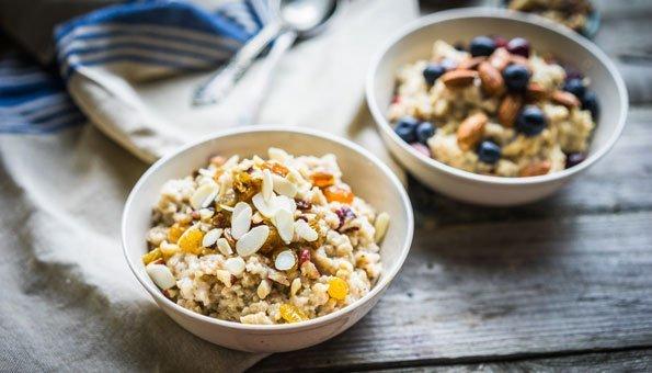 Mach mehr aus deinem Müesli: 4 Tipps um dein Frühstück zu pimpen