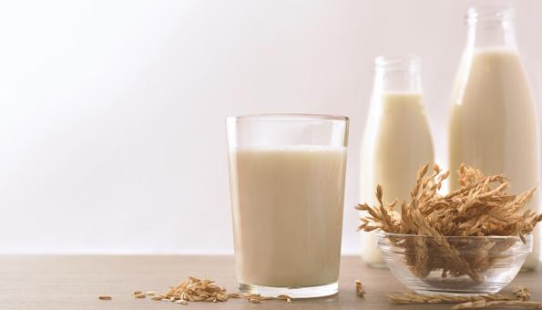 Dinkelmilch oder Dinkeldrink