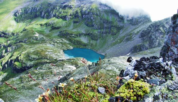 5-Seen-Wanderung mit dem Wildsee