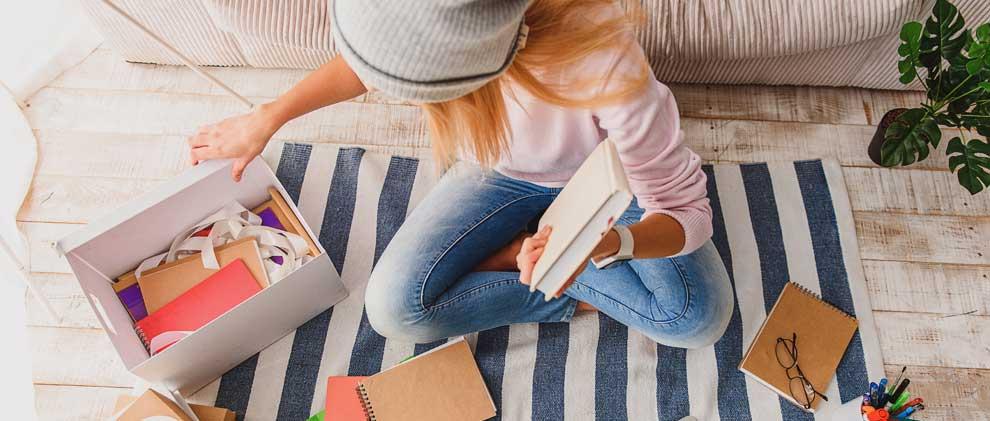 Mit diesen 8 Tipps verschaffst du dir zu Hause mehr Platz