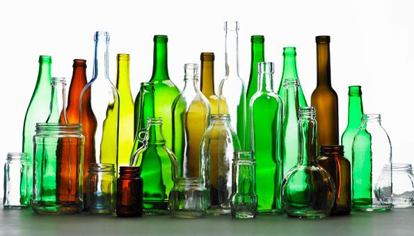 Glas ist nicht immer die umweltfreundlichste Verpackung.